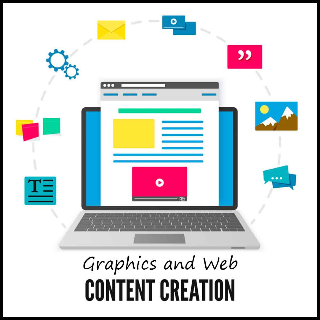 Graphics and Web Content Creation